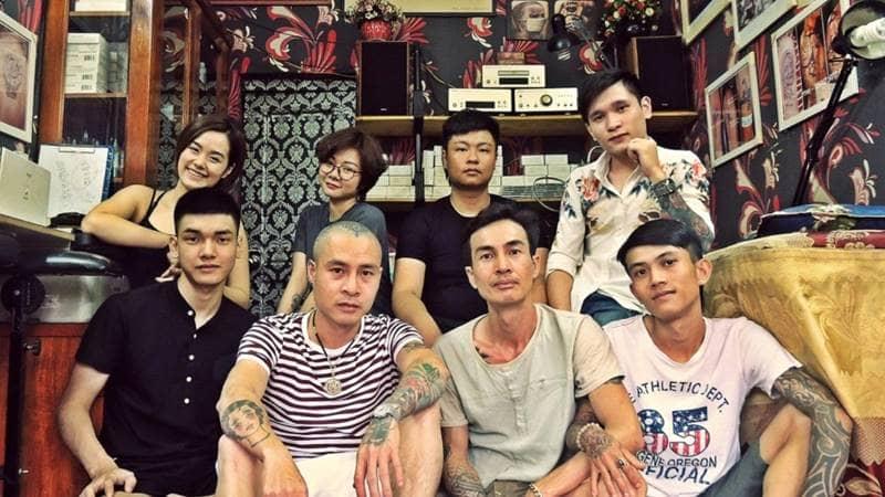 Đạt Nguyễn Tattoo là một trong những địa điểm xăm uy tín được thành lập từ những năm đầu của phong trào Tattoo tại miền bắc