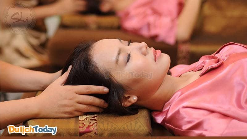 Đến Shi Beauty & Spa để làm đẹp và thư giãn