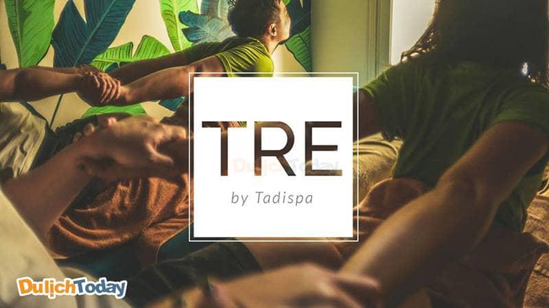 Trải nghiệm liệu pháp massage kết hợp đến từ bàn tay những chuyên viên của TRE Boutique Massage.