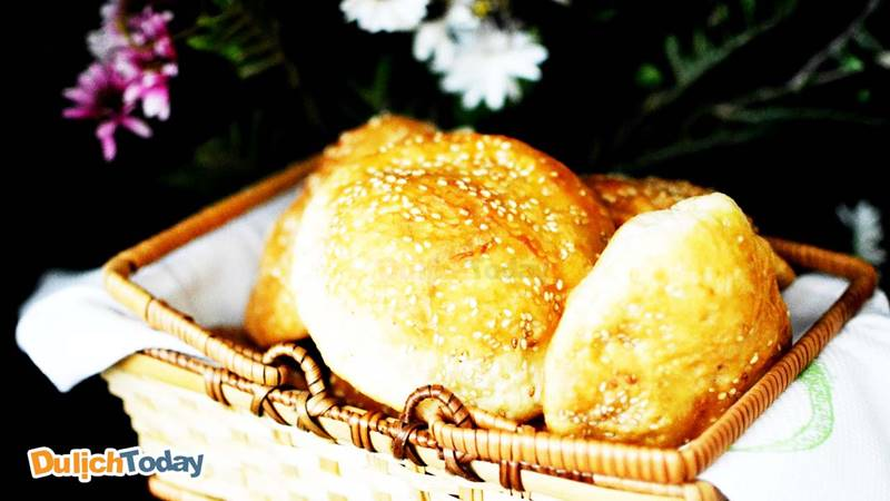 Bánh tiêu Đồ Chiểu - điểm ăn uống tại Vũng Tàu giá rẻ