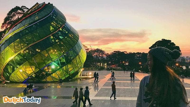 Bạn có thể ghé thăm Đà Lạt khi đến Nha Trang du lịch