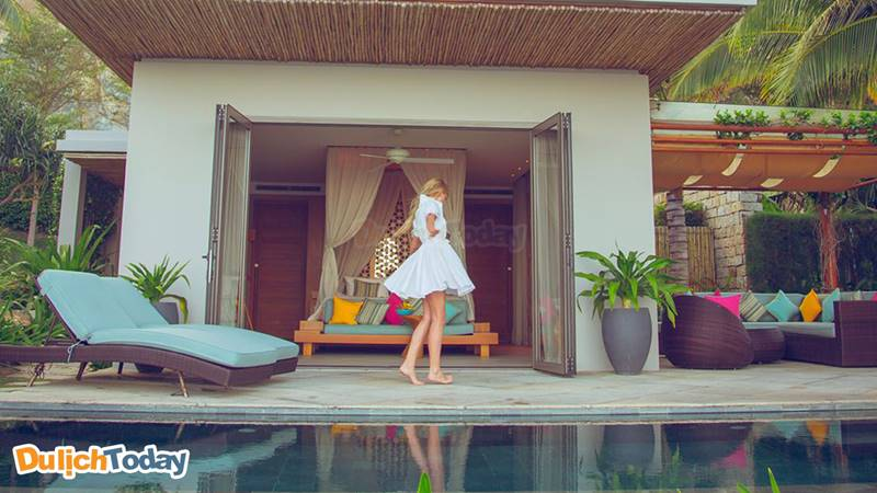 Nghỉ dưỡng tại resort 5 sao cao cấp hàng đầu Việt Nam khi đi du lịch Nha Trang
