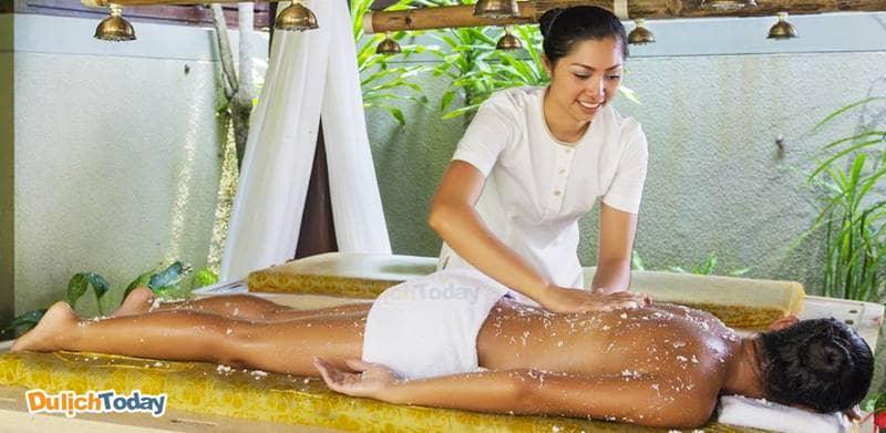 Dịch vụ spa trọn gói tại Fusion Resort là điều tạo nên sự khác biệt