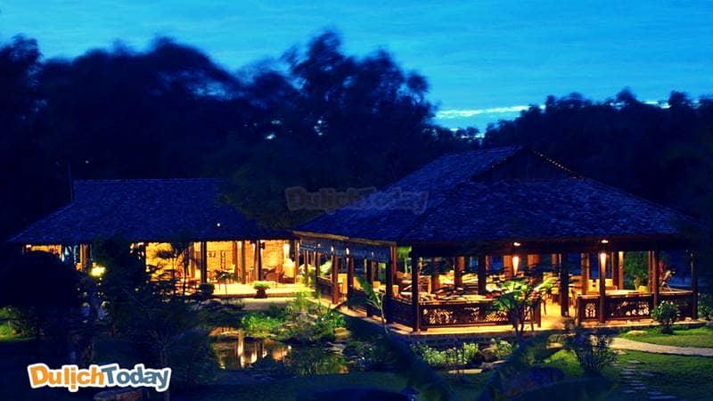 Hồ Tràm Beach Boutique Resort & Spa với không gian tinh tế nhẹ nhàng hài hòa với thiên nhiên
