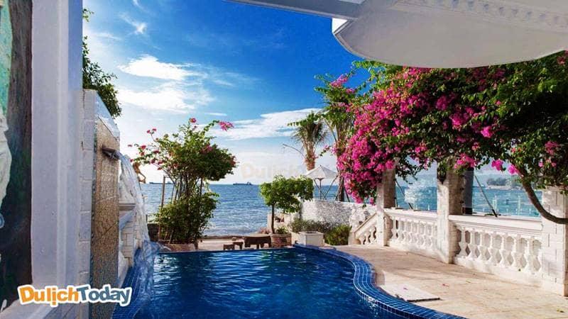 Biệt thự Vũng Tàu cho thuê du lịch Hoàng Gia