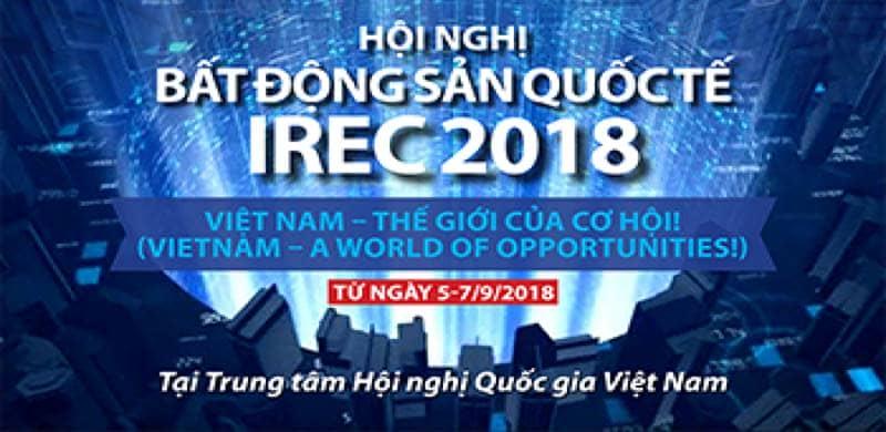 Hội nghị bất động sản quốc tế 2018