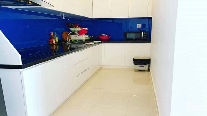 Căn bếp ở homestay Vũng Tàu Cony's House