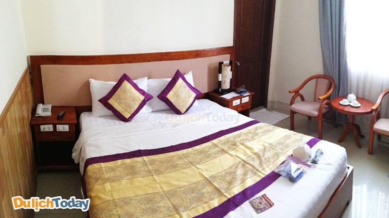 Phòng tiêu chuẩn của khách sạn Nhật Thành Nha Trang