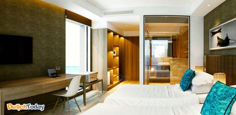 Nagar Hotel Nha Trang mang đến nội thất mới, tối giản và hiện đại