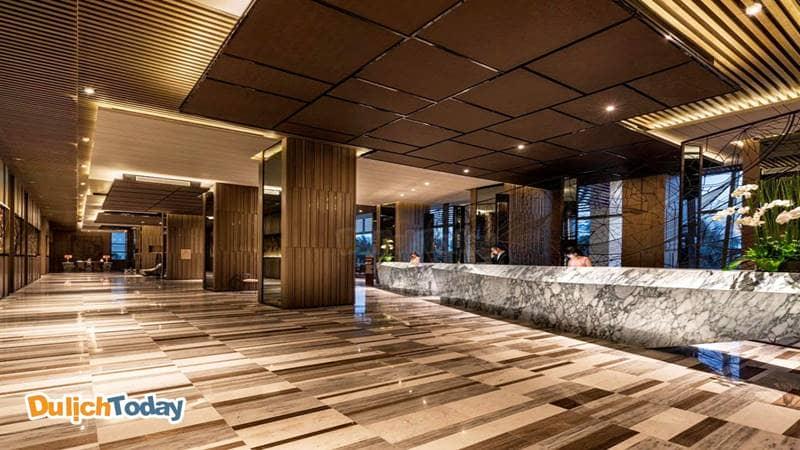 Thiết kế hoàn mỹ trong InterContinental Nha Trang