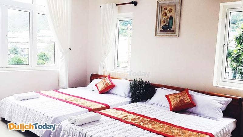 Khách sạn Cáp Treo tại Hồ Mây Vũng Tàu