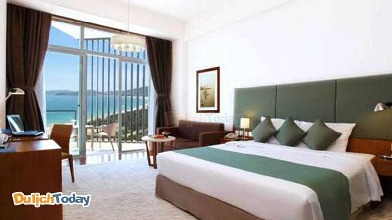 Phòng ngủ Novotel Nha Trang đem đến trải nghiệm đáng nhớ