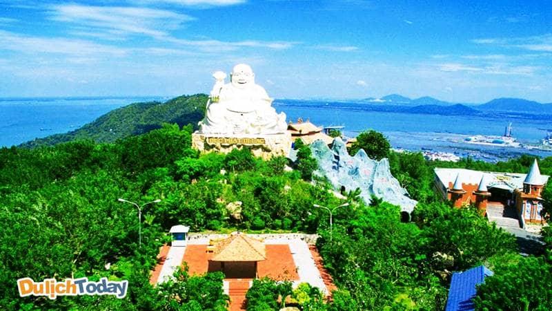 Khu du lịch Hồ Mây Vũng Tàu