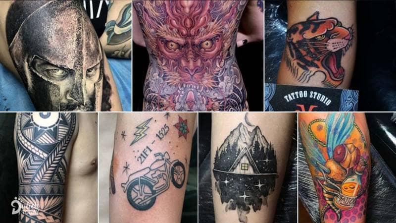 Lâm Việt Tatto mang đến 7 phong cách xăm hình mang đến sự lựa chọn đa dạng dành cho bạn