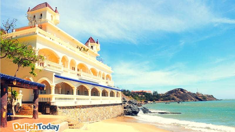 Lan Rừng Resort & Spa Vũng Tàu là khu Resort Vũng Tàu nằm ngay trên bãi biển có tầm nhìn vô cùng đẹp