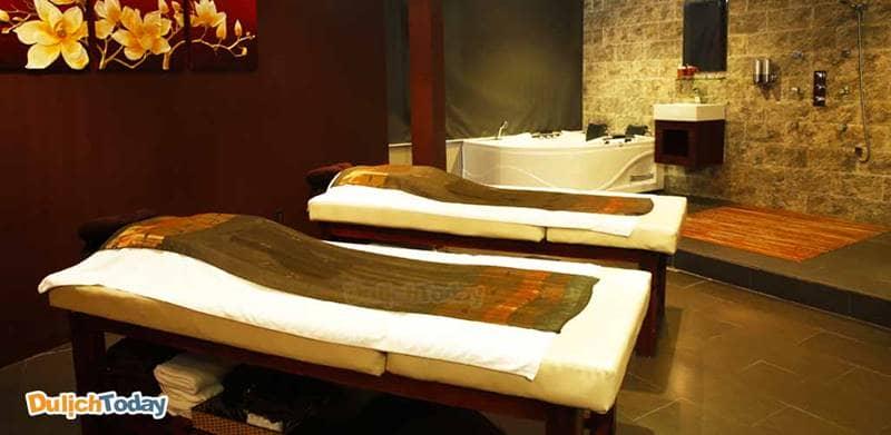 Pure Massage Nha Trang là địa chỉ xoa bóp uy tín, cung cấp đầy đủ tiện nghi trong từng căn phòng