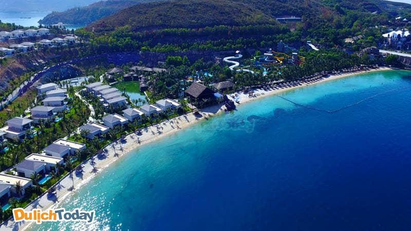 Đặt phòng tại Vinpearl resort Nha Trang để được tặng vé vui chơi tại Vinpearl Land