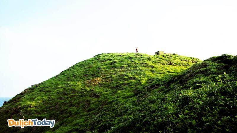 Tọa độ ngắm cảnh tuyệt đẹp từ trên cao ở Mũi Nghinh Phong