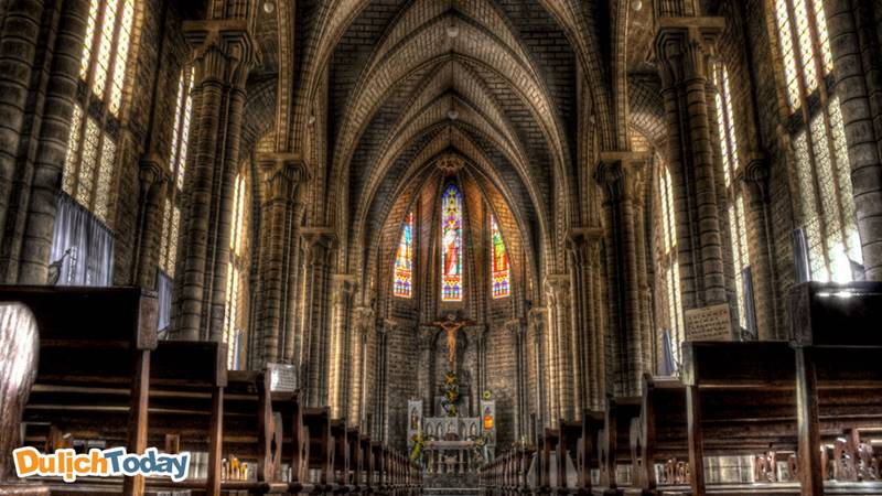 Nhà thờ núi Nha Trang - địa điểm du lịch mang đậm chất lịch sử - văn hóa