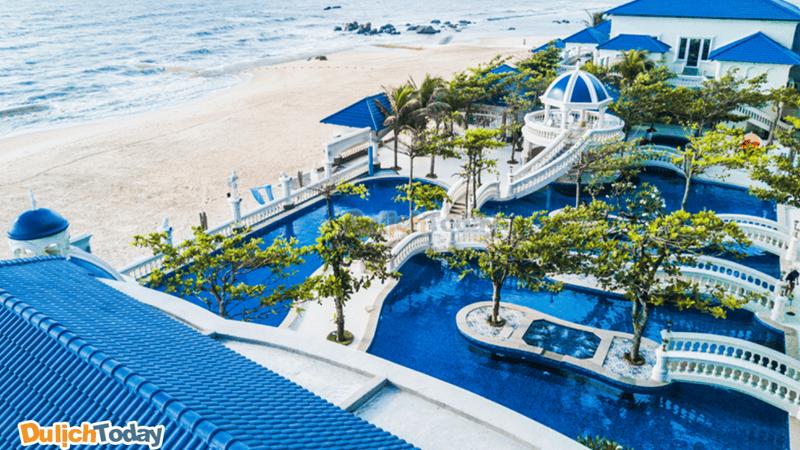 Kinh nghiệm lựa chọn resort Vũng Tàu gần biển