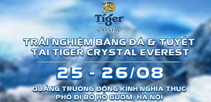 Tiger Crystal Everest - Hà Nội
