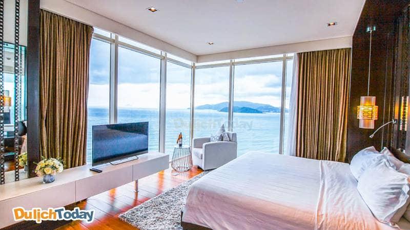 Căn hộ tiện nghi cao cấp của khách sạn 5 sao Nha Trang - The Costa