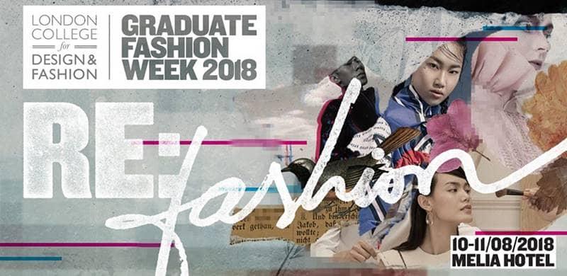 Tuần lễ thời trang tốt nghiệp 2018