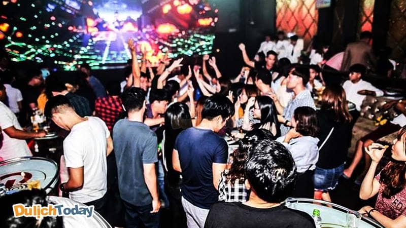Bar Vũng Tàu G8 nơi yêu thích của các bạn trẻ đến vui chơi, giải trí