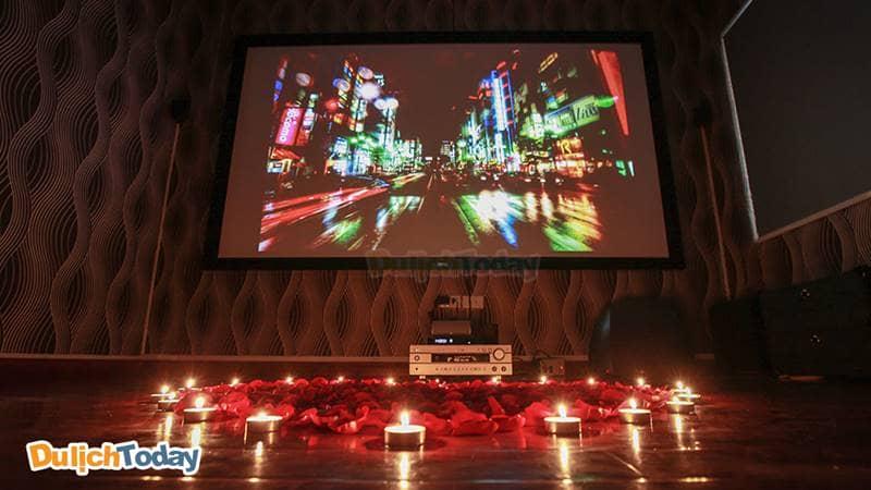 Cafe Phim Hà Đông - địa điểm cafe phim 3D ở Hà Đông được nhiều cặp đôi lựa chọn