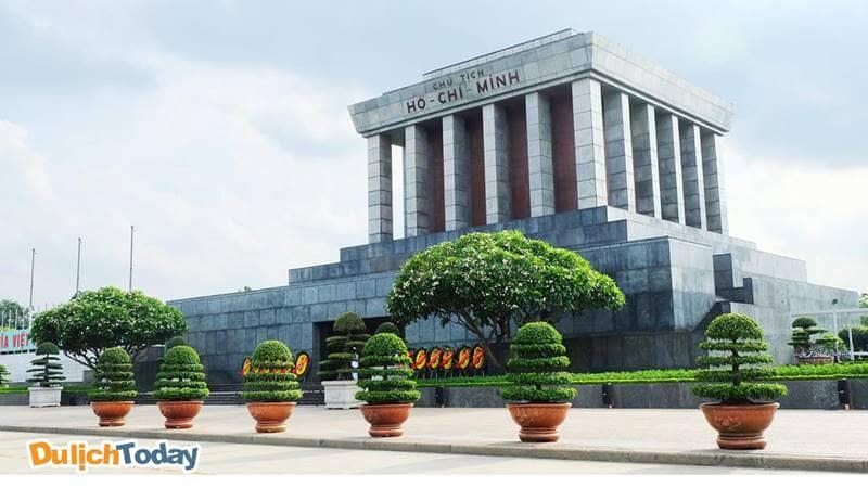 Lăng Chủ Tịch Hồ Chí Minh - Nơi hướng về của triệu trái tim Việt