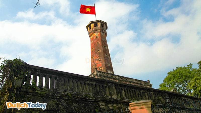 Cột cờ Hà Nội - Biểu tượng của tự do và độc lập