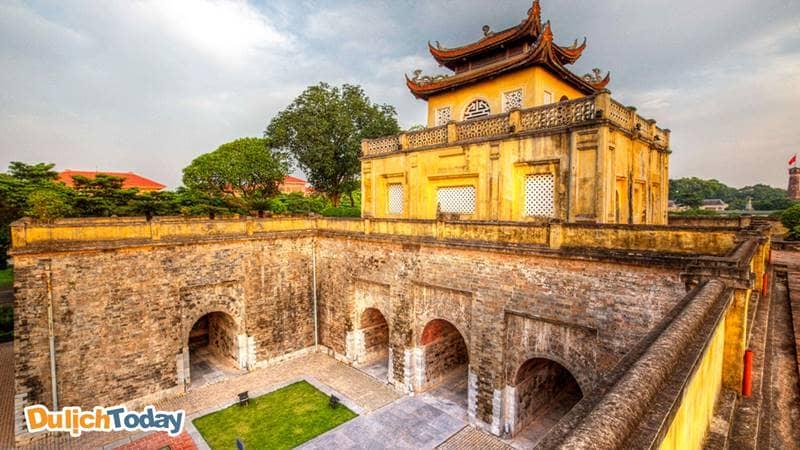 Hoàng Thành Thăng Long được UNESCO công nhận là di sản văn hóa thế giới