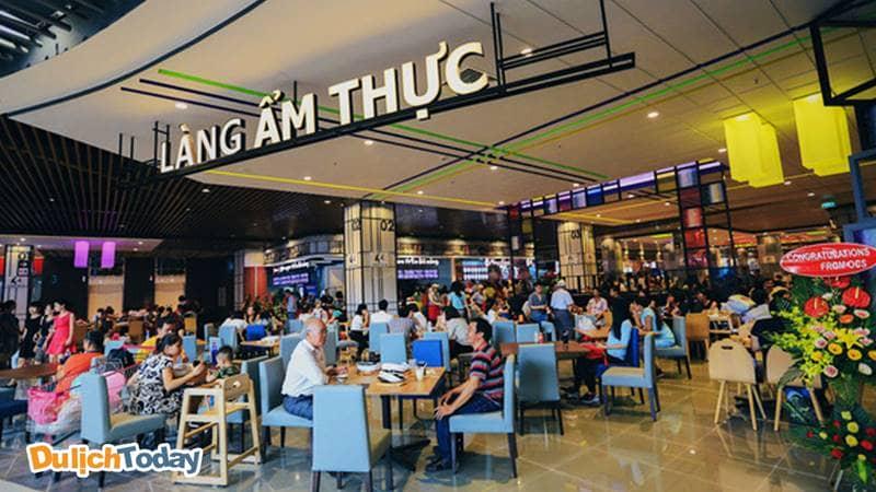 Aeon Mall - Nơi hẹn hò dành riêng cho tín đồ ẩm thực