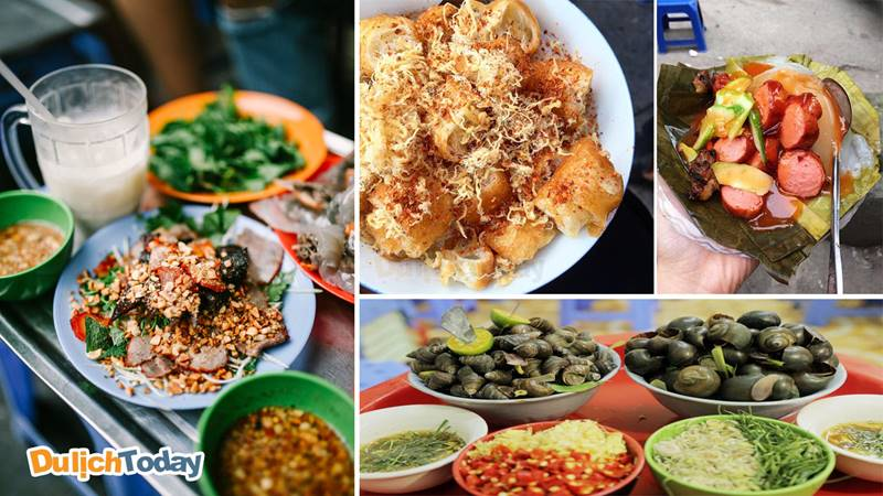 Phố cổ - Địa điểm ăn uống hẹn hò ở Hà Nội