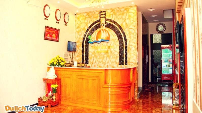 Golden Sea Hotel là một trong những khách sạn mới có mức giá cạnh tranh nhất tại Vũng Tàu