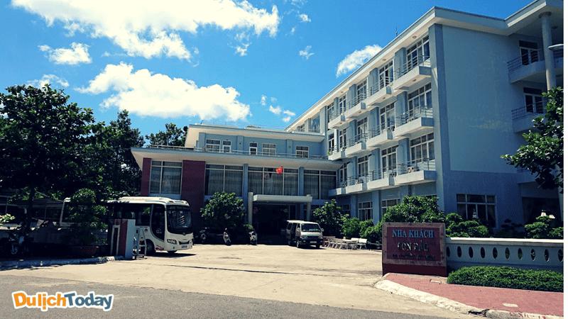 Nhà khách Côn Đảo điểm dừng chân lý tưởng tại Côn Đảo