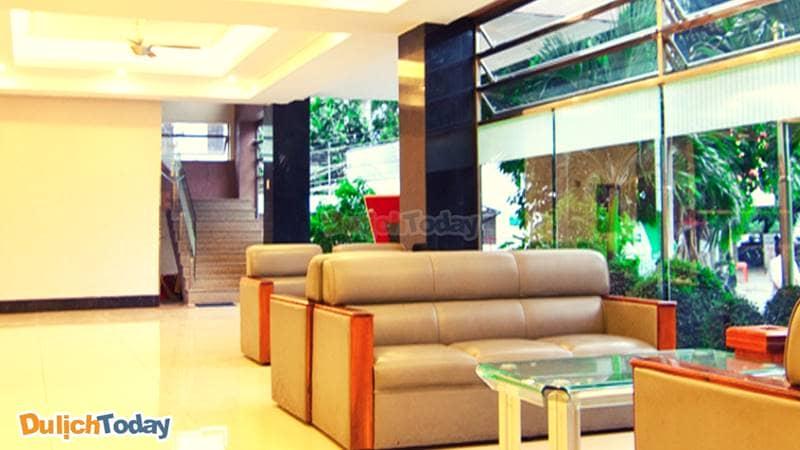 Kiều Anh là một trong những khách sạn lý tưởng cho các du khách khi đến Vũng Tàu