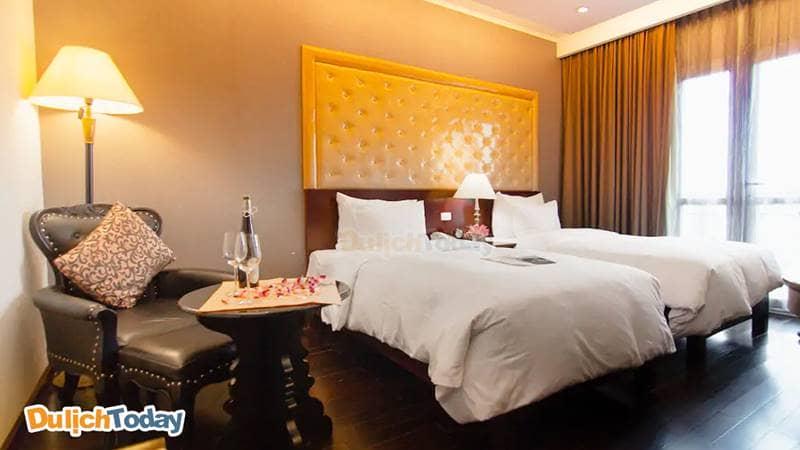 Phòng 2 giường đơn tại Medallion Hanoi Hotel
