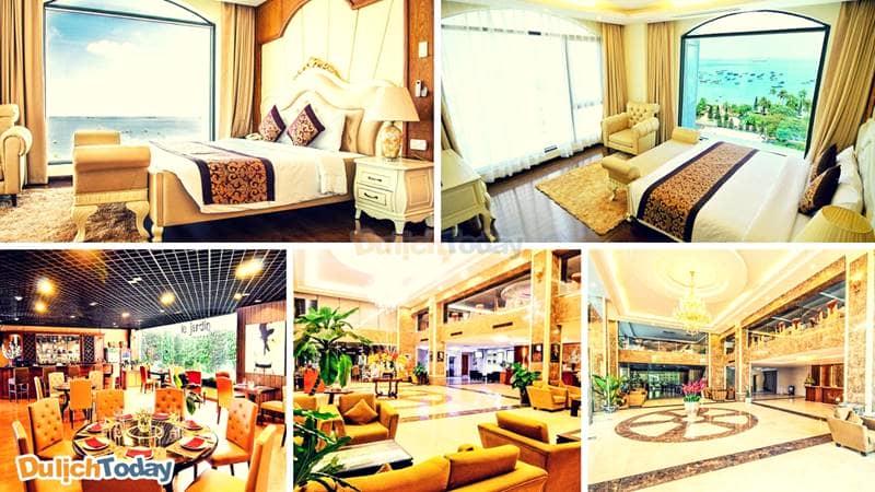 Không gian sang trọng tại khách sạn Mường Thanh