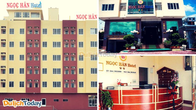 Khách sạn Ngọc Hân 2 sao Vũng Tàu