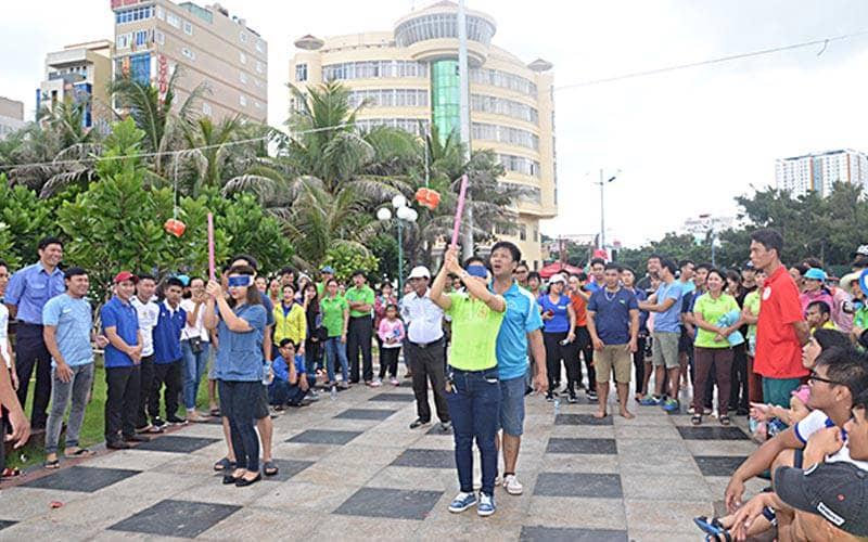 Trò chơi dân gian lễ hội Ông Nghinh Vũng Tàu