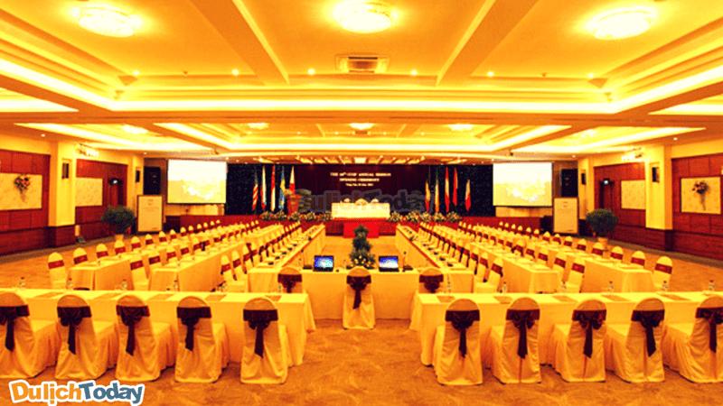 Hội trường tổ chức sự kiện lớn nhất Vũng Tàu tại khách sạn Palace
