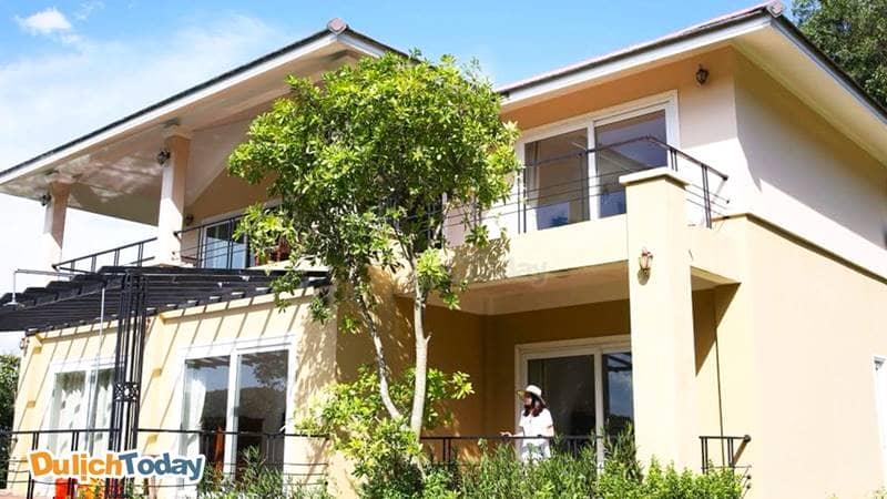 Biệt thự nghỉ dưỡng tại Bella Resort