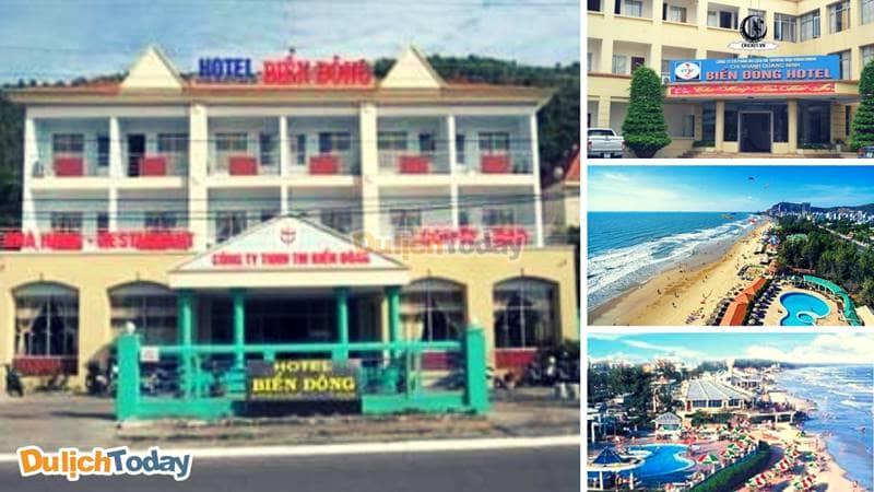 Biển Đông là một trong những khách sạn thuộc KDL Biển Đông