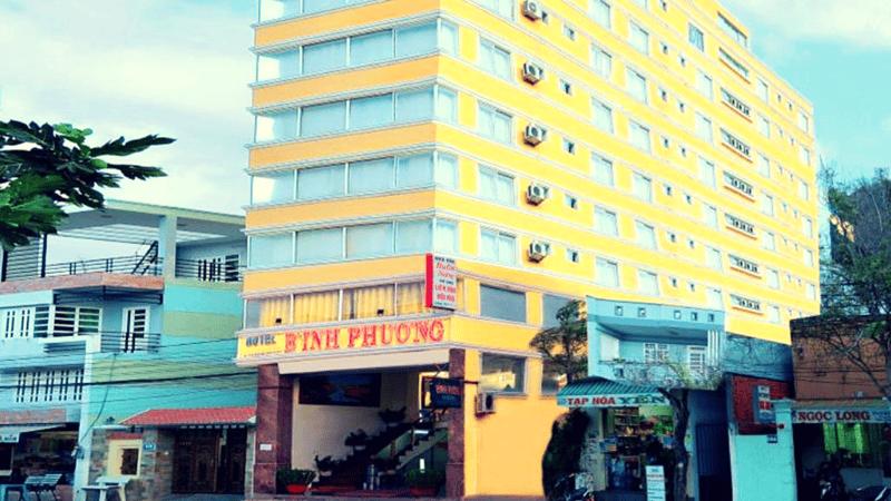 Khách sạn Bình Phương bãi Sau Vũng Tàu