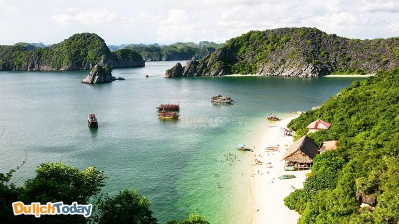 Đảo Cát Bà - Đảo Ngọc Viễn Đông