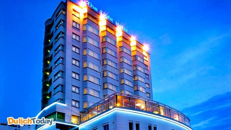 The Light hotel & resort là một trong những khách sạn 4 sao Nha Trang mặt đường Trần Phú