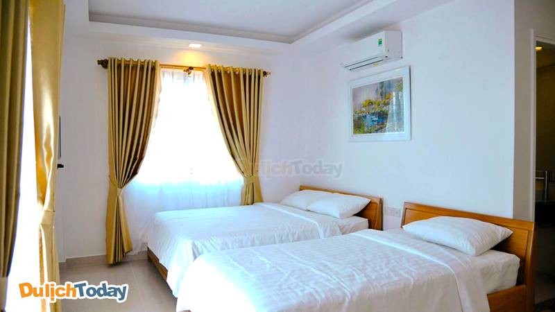 Tiện nghi cơ bản tại khách sạn Cam Ranh Allure