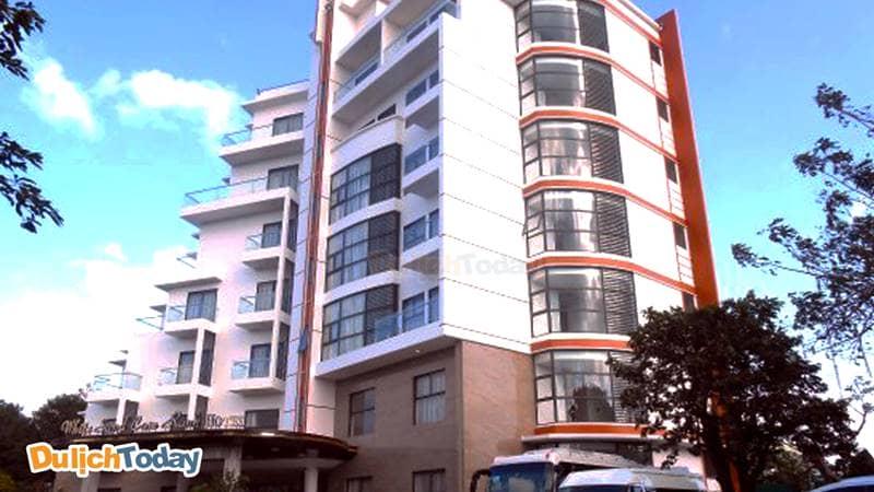 Khách sạnWhite Sand Cam Ranh Nha Trang
