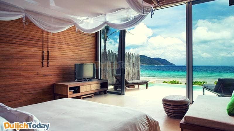 Kinh nghiệm lựa chọn khách sạn bãi Sau có view hướng biển đẹp